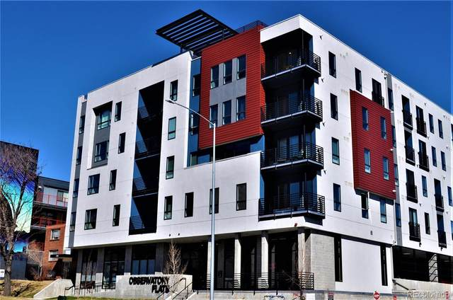 2374 S University Boulevard #211, Denver, CO 80210 (MLS #4105348) :: 8z Real Estate