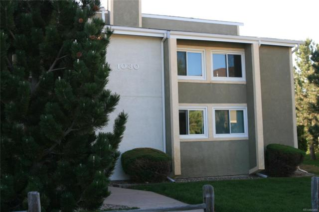 1030 Magic Lamp Way 5A, Monument, CO 80132 (#4105502) :: The DeGrood Team