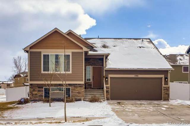 1301 Woodcock Street, Berthoud, CO 80513 (#4105775) :: The Colorado Foothills Team | Berkshire Hathaway Elevated Living Real Estate