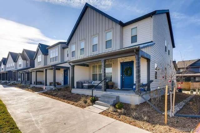 10237 E 56th Place, Denver, CO 80238 (MLS #4105801) :: Kittle Real Estate