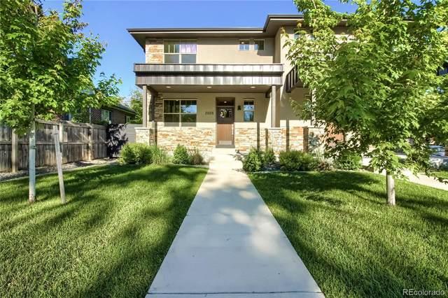2001 S Clayton Street, Denver, CO 80210 (MLS #4105865) :: Bliss Realty Group