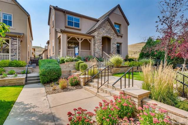 10359 Bluffmont Drive, Lone Tree, CO 80124 (#4105975) :: iHomes Colorado