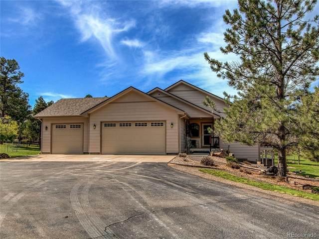 2866 Gold Creek Drive, Elizabeth, CO 80107 (MLS #4106536) :: 8z Real Estate