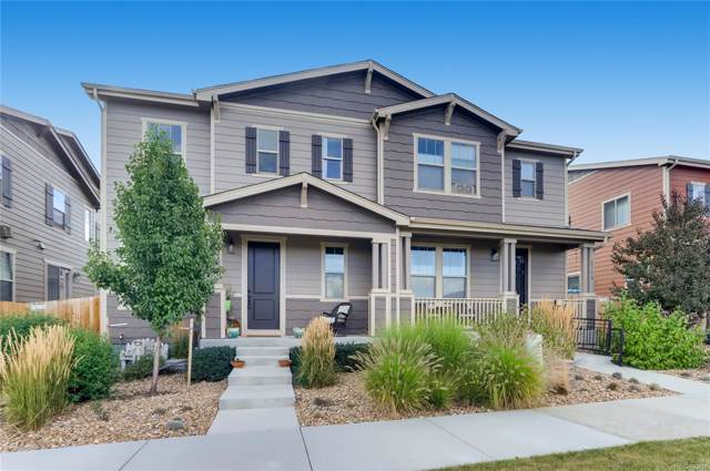 6979 Joyce Lane A, Arvada, CO 80007 (MLS #4106718) :: 8z Real Estate