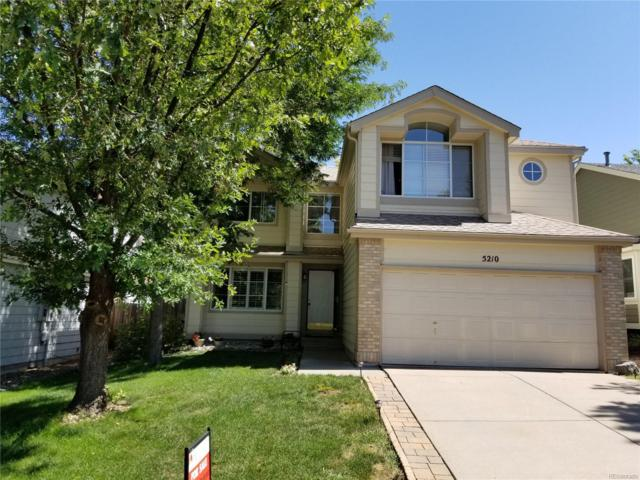 5210 S Jebel Street, Centennial, CO 80015 (#4107244) :: ParkSide Realty & Management