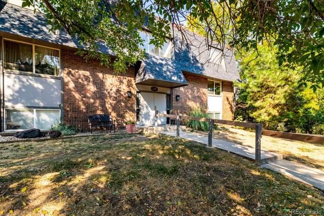 249 E Highline Circle #204, Centennial, CO 80122 (#4107447) :: Wisdom Real Estate