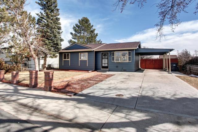 15773 E Colorado Avenue, Aurora, CO 80017 (MLS #4107519) :: Kittle Real Estate
