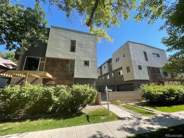 1630 N Gilpin Street, Denver, CO 80218 (#4107874) :: Sultan Newman Group