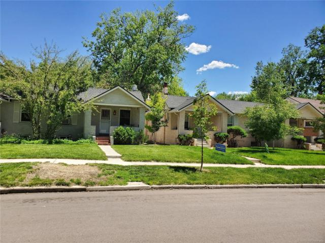 480 N Gilpin Street, Denver, CO 80218 (#4107929) :: The HomeSmiths Team - Keller Williams