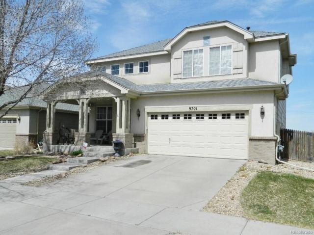 9701 E 113th Avenue, Commerce City, CO 80640 (#4107933) :: The Peak Properties Group