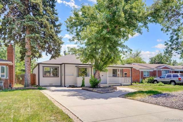 2030 Oneida Street, Denver, CO 80207 (#4108040) :: Hudson Stonegate Team