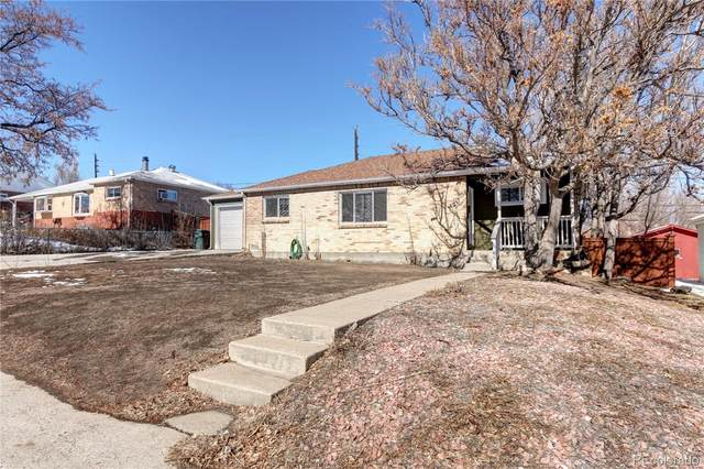 1421 Ruth Drive, Thornton, CO 80229 (#4108114) :: Realty ONE Group Five Star