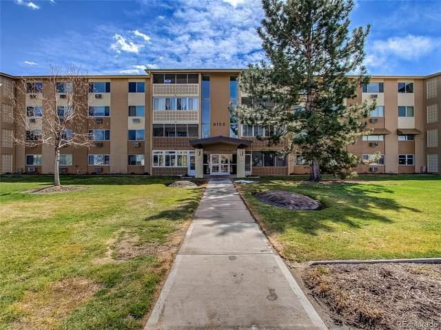 9150 E Center Avenue 7D, Denver, CO 80247 (#4108205) :: The DeGrood Team