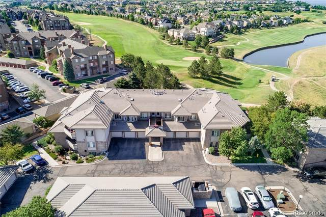 940 E Plum Creek Parkway #201, Castle Rock, CO 80104 (#4108338) :: The DeGrood Team