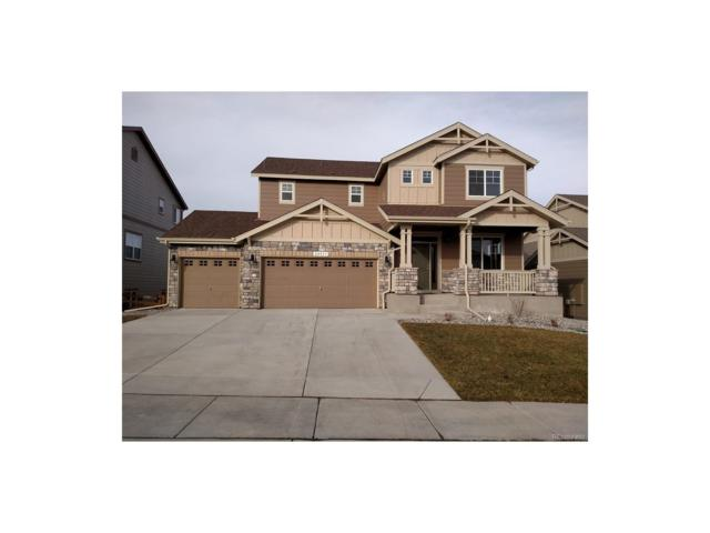 20804 Scenic Park Drive, Parker, CO 80138 (MLS #4108500) :: 8z Real Estate