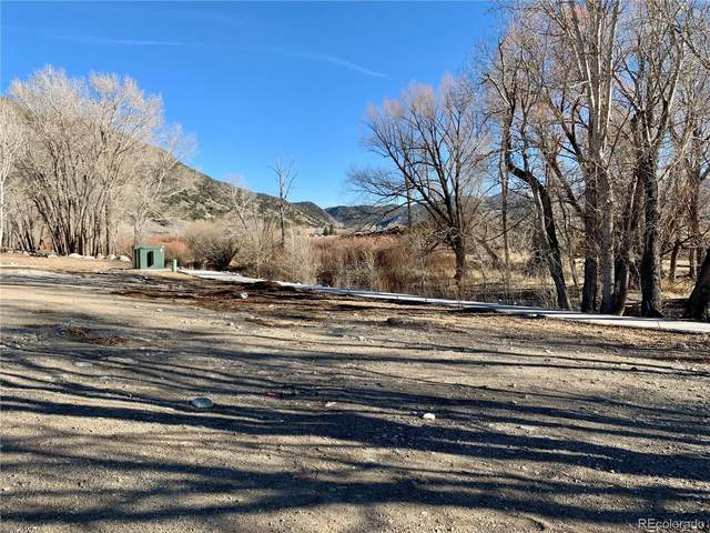 Lot 8A Old Stage Road, Salida, CO 81201 (#4108518) :: Briggs American Properties