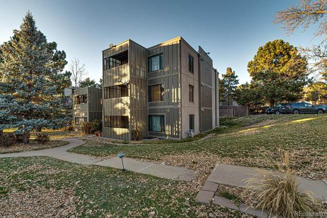 2525 S Dayton Way #1610, Denver, CO 80231 (#4108694) :: Wisdom Real Estate