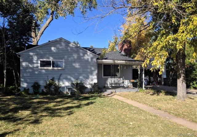 3351 S Dahlia Street, Denver, CO 80222 (#4109017) :: Arnie Stein Team | RE/MAX Masters Millennium