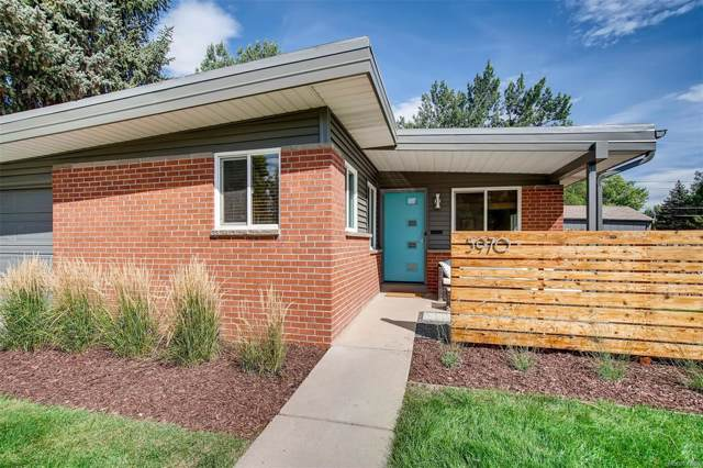5970 Dudley Court, Arvada, CO 80004 (#4109118) :: The Galo Garrido Group