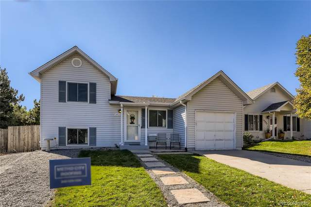 4922 S Salida Court, Aurora, CO 80015 (#4109456) :: You 1st Realty