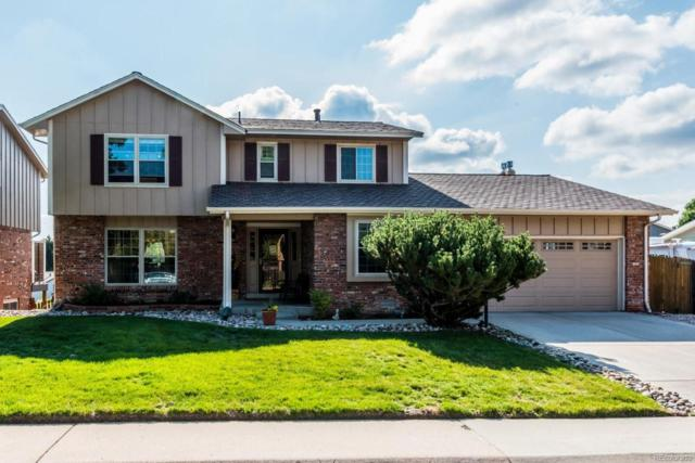7960 S Monaco Court, Centennial, CO 80112 (#4109579) :: The Peak Properties Group