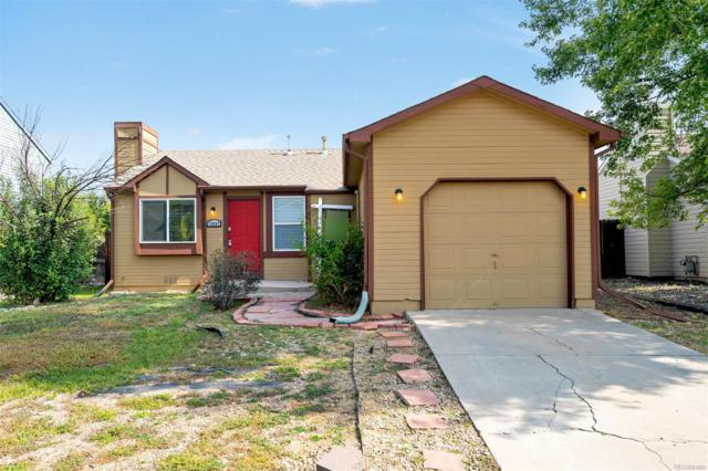 19907 E Wagontrail Drive, Centennial, CO 80015 (#4109686) :: The Peak Properties Group