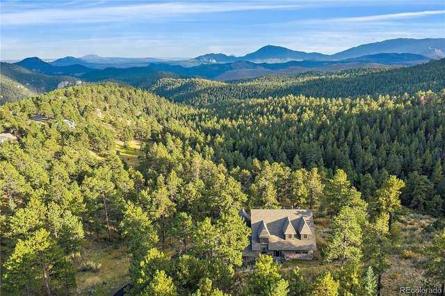 13721 Douglass Ranch Drive, Pine, CO 80470 (#4109729) :: The HomeSmiths Team - Keller Williams