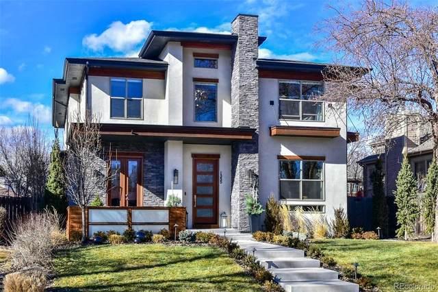 1355 S Clayton Street, Denver, CO 80210 (#4109750) :: The Scott Futa Home Team