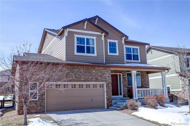 7171 S Oak Hill Circle, Aurora, CO 80016 (#4109997) :: The Harling Team @ HomeSmart