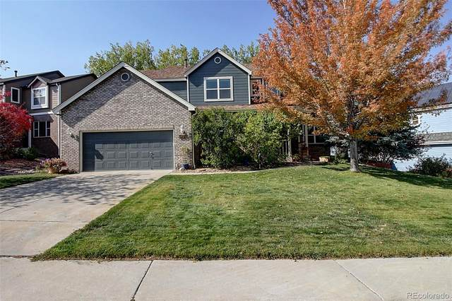 9943 Cottoncreek Drive, Highlands Ranch, CO 80130 (#4110004) :: The DeGrood Team