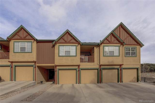 31101 Black Eagle Drive #1, Evergreen, CO 80439 (#4110158) :: The Peak Properties Group