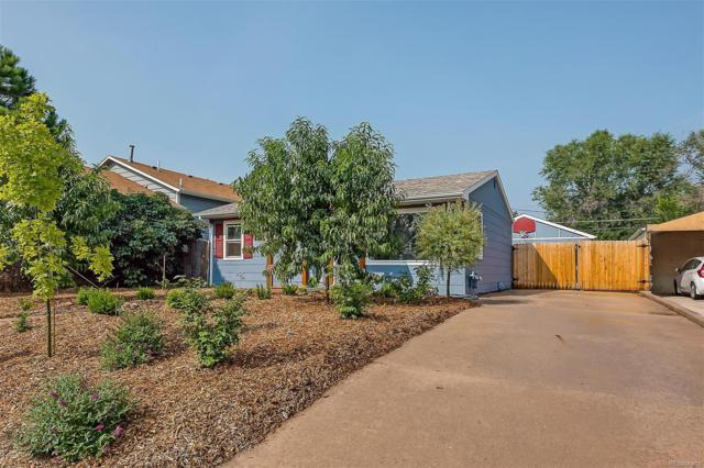 1045 S Meade Street, Denver, CO 80219 (#4110529) :: Structure CO Group
