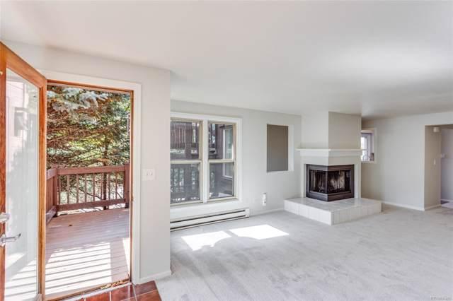 4560 Arapahoe Avenue A, Boulder, CO 80303 (MLS #4111306) :: Neuhaus Real Estate, Inc.