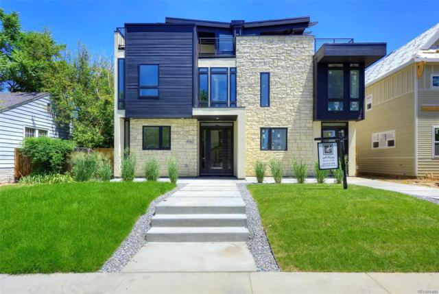 4450 Utica Street, Denver, CO 80212 (#4111344) :: Structure CO Group