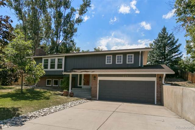 985 S Braun Drive, Lakewood, CO 80228 (#4111488) :: The Griffith Home Team