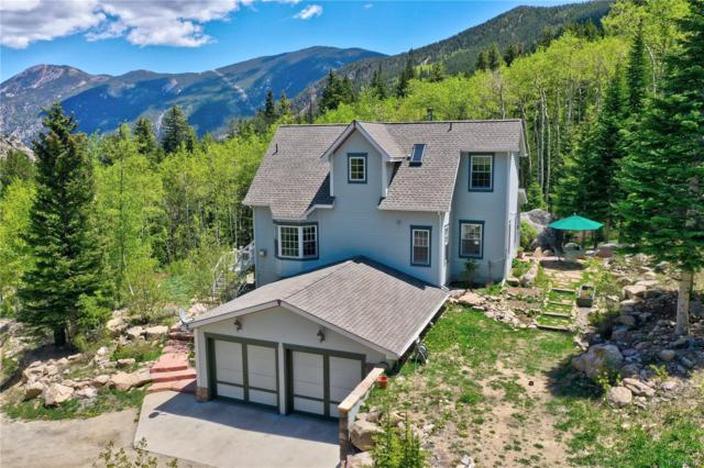 1125 Mountain Street, Silver Plume, CO 80476 (#4111523) :: Harling Real Estate