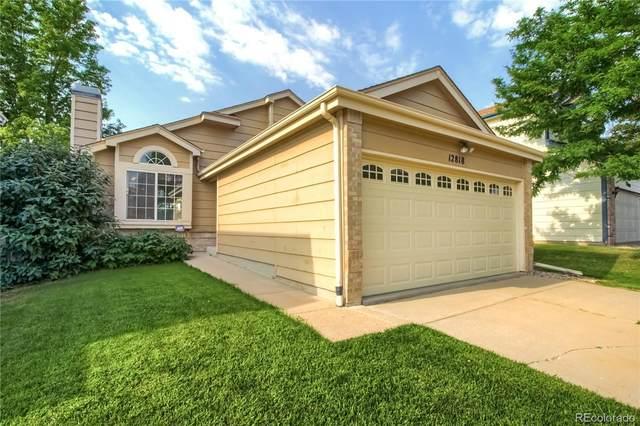 12818 W Dorado Place, Littleton, CO 80127 (MLS #4111630) :: 8z Real Estate