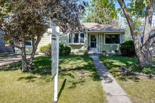 4728 Osceola Street, Denver, CO 80212 (#4111692) :: Mile High Luxury Real Estate