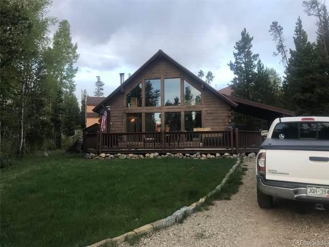 135 Gcr 4947, Grand Lake, CO 80447 (MLS #4112068) :: 8z Real Estate