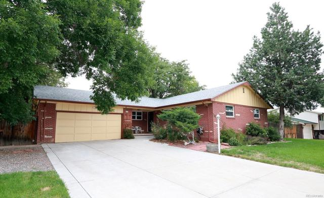 1003 S Upham Street, Lakewood, CO 80226 (#4112179) :: The Griffith Home Team