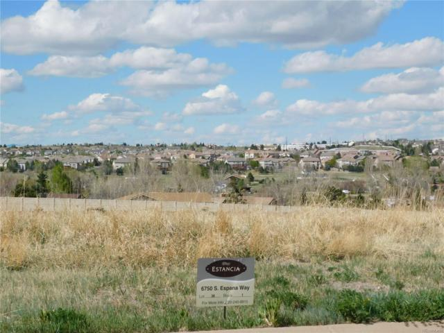 6750 S Espana Way, Centennial, CO 80016 (#4112214) :: The DeGrood Team