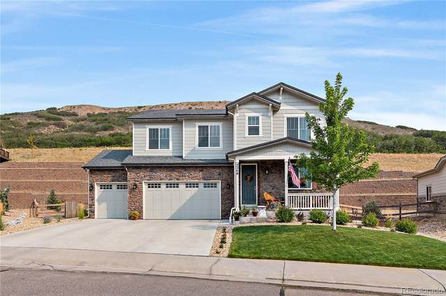 3248 Mccracken Lane, Castle Rock, CO 80104 (#4112345) :: Chateaux Realty Group
