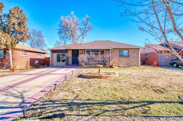 3046 Magnolia Street, Denver, CO 80207 (#4112411) :: Wisdom Real Estate