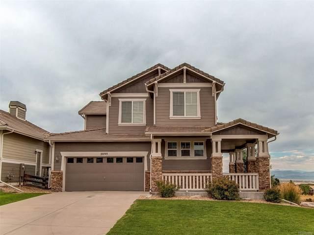 2095 Gypsy Moth Court, Castle Rock, CO 80109 (MLS #4113123) :: 8z Real Estate