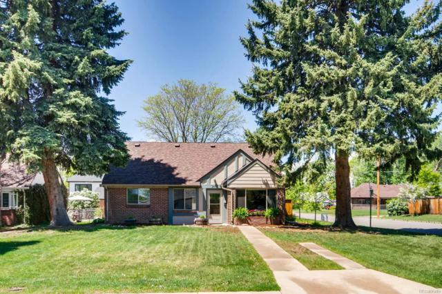 2491 N Perry Street, Denver, CO 80212 (#4113282) :: The Griffith Home Team