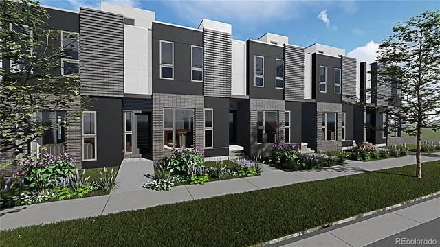 2081 S Milwaukee Street, Denver, CO 80210 (#4113665) :: Sultan Newman Group