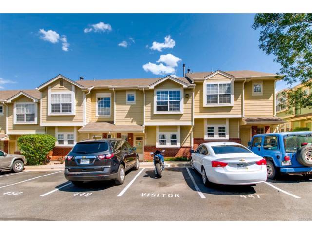 9130 Gale Boulevard #4, Thornton, CO 80260 (MLS #4113728) :: 8z Real Estate