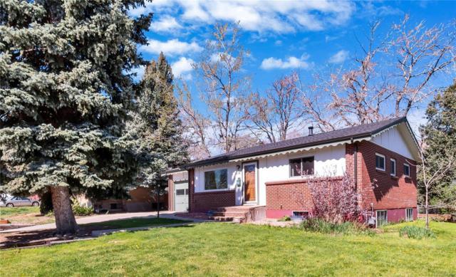12201 W Dakota Drive, Lakewood, CO 80228 (#4113751) :: Colorado Home Finder Realty