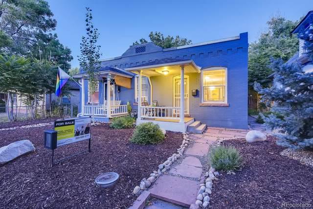 4156 Stuart Street, Denver, CO 80212 (MLS #4113877) :: Find Colorado Real Estate