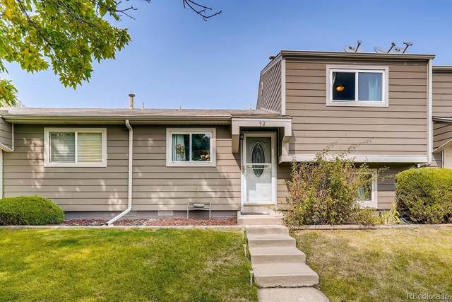 5721 W 92nd Avenue #92, Westminster, CO 80031 (#4113928) :: The DeGrood Team